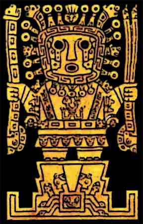 Risultati immagini per Ticci Viracocha