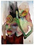 Wikimanson: la storia dei quadri di Manson e le sue ossessioni