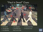 Paul Mc Cartney is dead: la collezione di indizi e messaggi