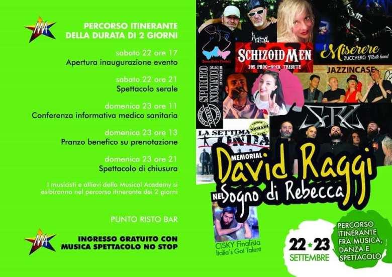 locandina_programma DAVID RAGGI