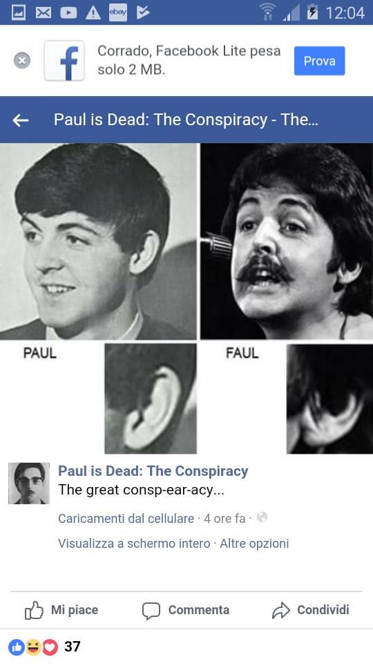 paulisdead ear