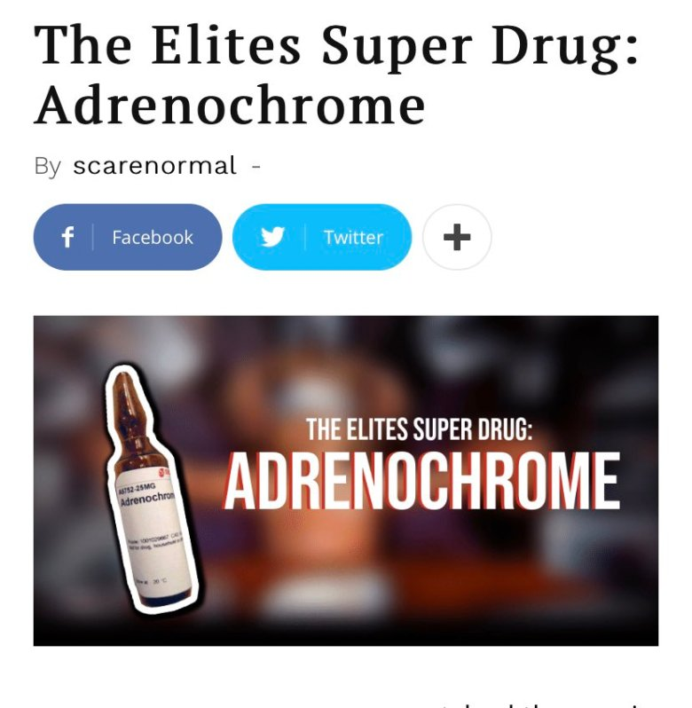 adrenocrome